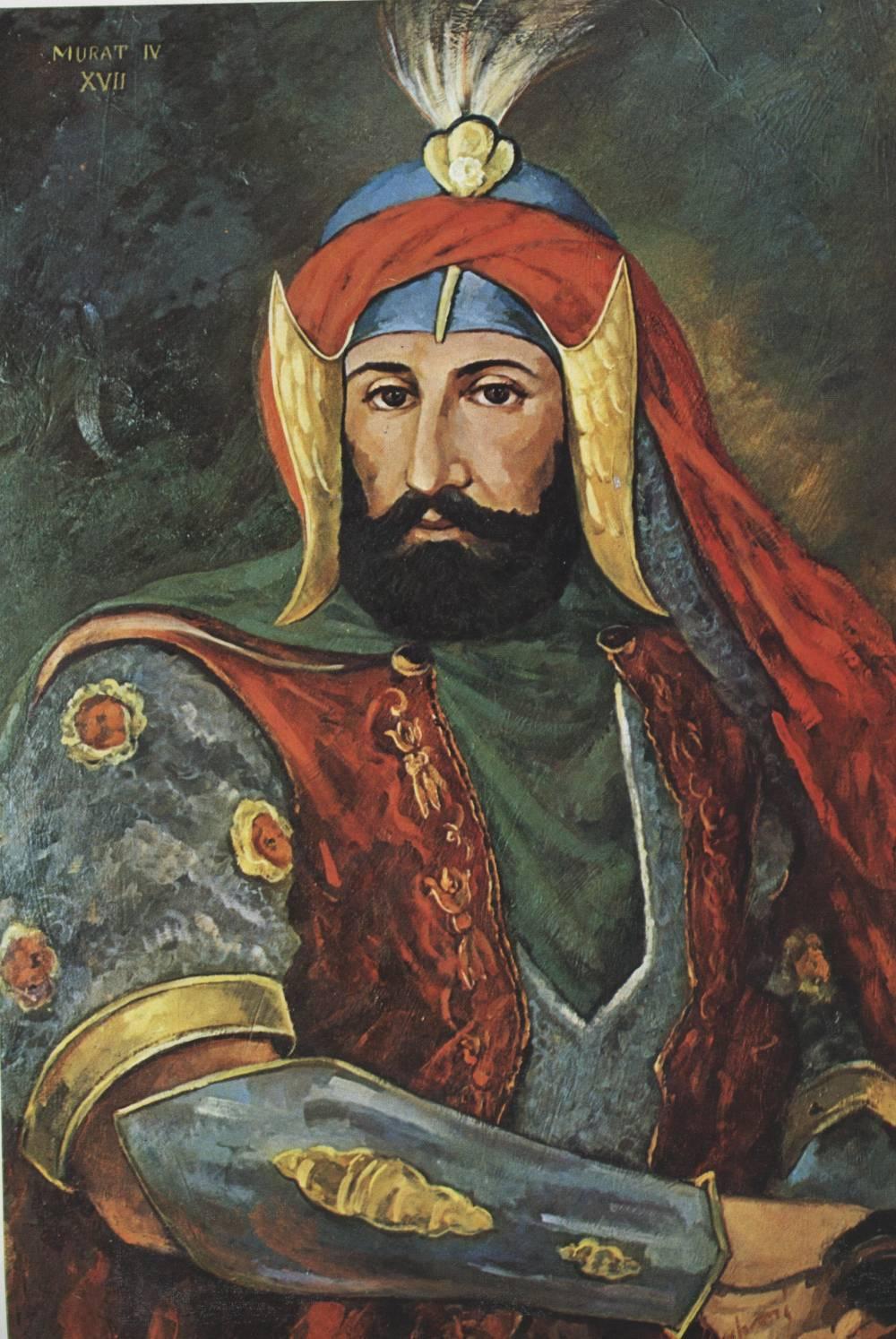 Osmanlı Padişahları 1566-1691 7