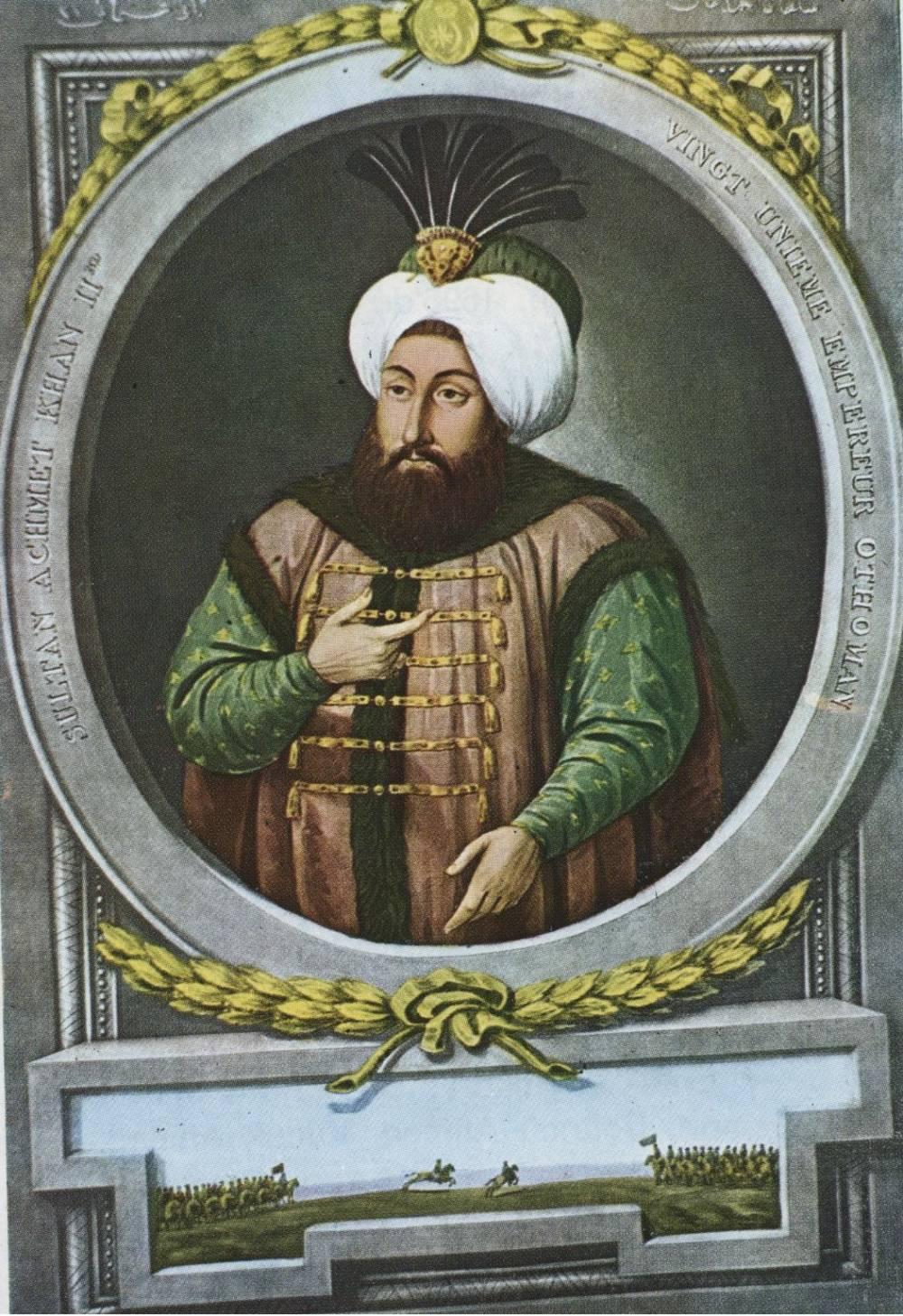 Osmanlı Padişahları 1691-1839 1