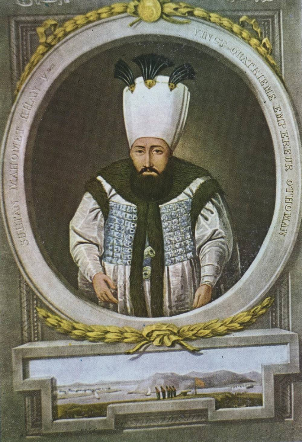 Osmanlı Padişahları 1691-1839 4