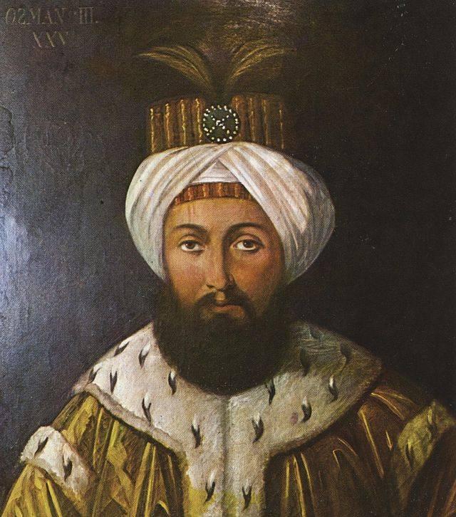 Osmanlı Padişahları 1691-1839 5