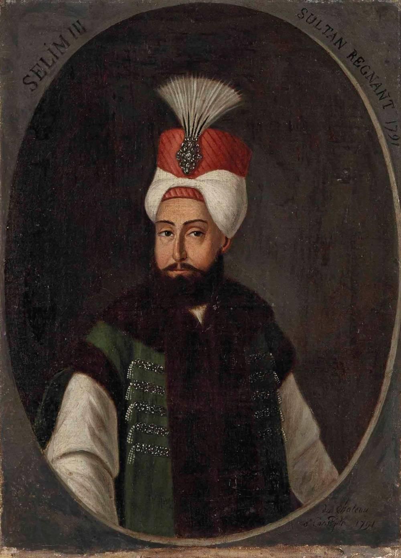 Osmanlı Padişahları 1691-1839 8