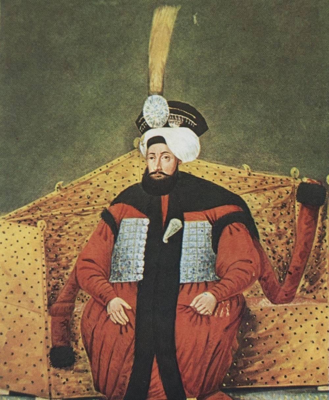 Osmanlı Padişahları 1691-1839 9