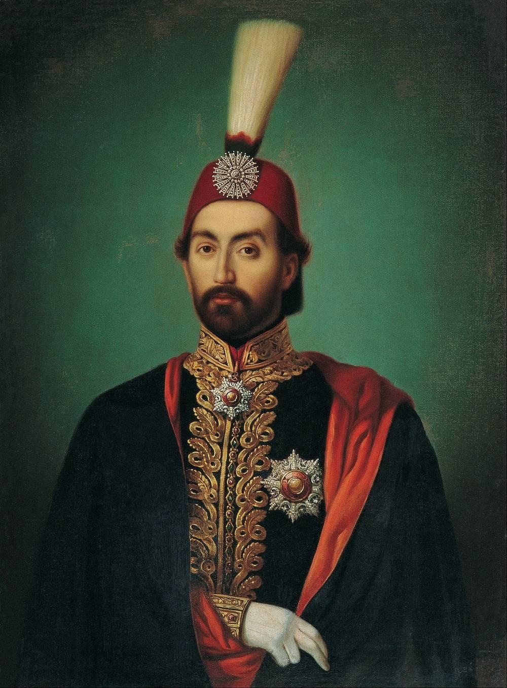 Osmanlı Padişahları 1839-1922 1