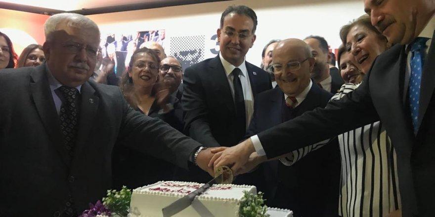 Atatürkçü Düşünce Derneği 30. Yılını kutladı