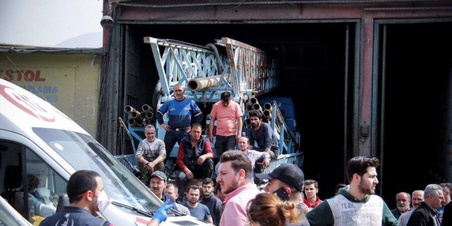 Bursa'da sanayi sitesinde patlama: 3 işçi hayatını kaybetti, 2 işçi yaralı