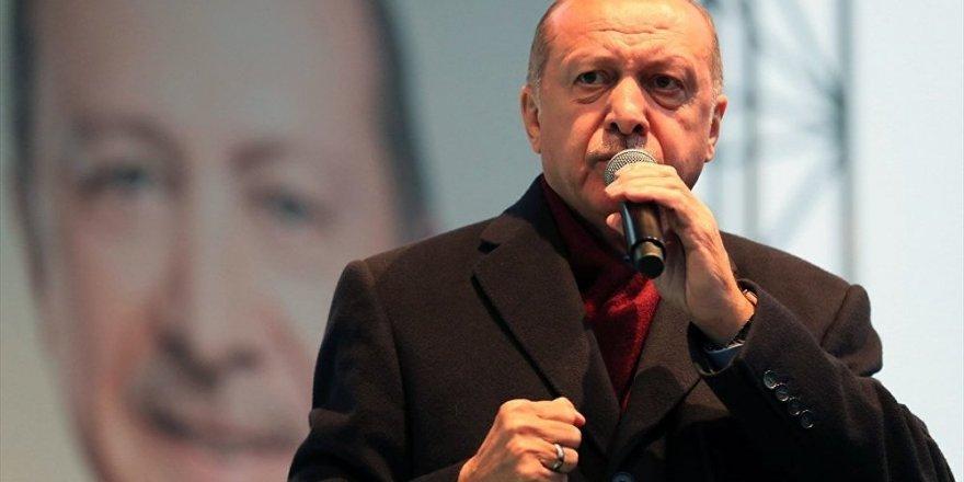 Erdoğan: İçimizde belli seviyelere gelenlerin yaptığı çalışmalar yenilir yutulur değil