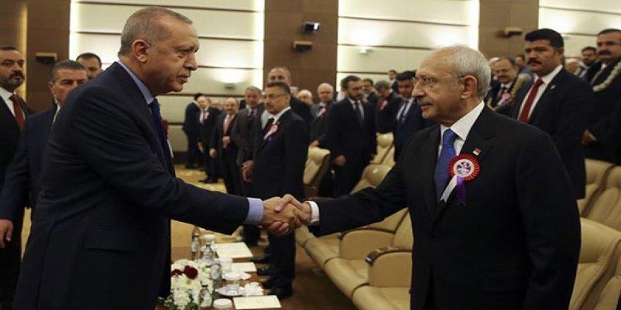Erdoğan'dan Kılıçdaroğlu'na: Şehit cenazesine siyasi istismar için gittin