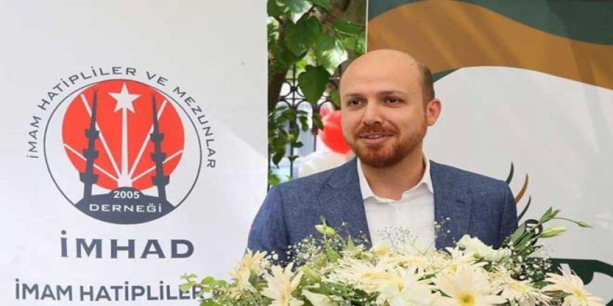 Bilal Erdoğan: Mutluluk tohumları, sevgi tohumları ekeceğiz
