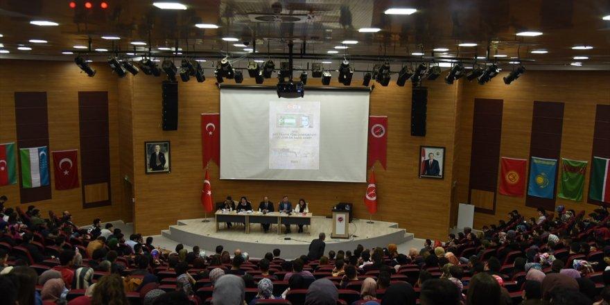 """1913 Batı Trakya Cumhuriyeti ve Lider Dr. Sadık Ahmet Paneli"""