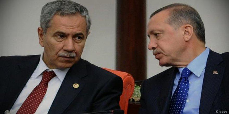 """Bülent Arınç'tan """"Erdoğan çağrı yapsın!"""" önerisi!"""