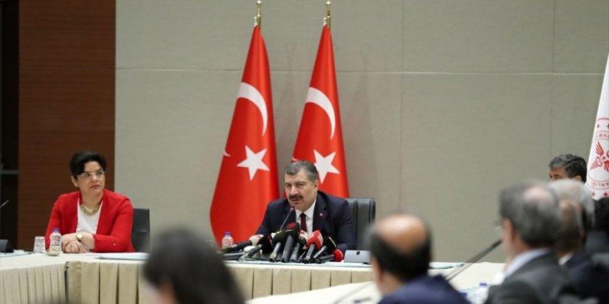 Sağlık Bakanı Koca: Antibiyotik tüketimimiz 7 yılda 31 birime geriledi