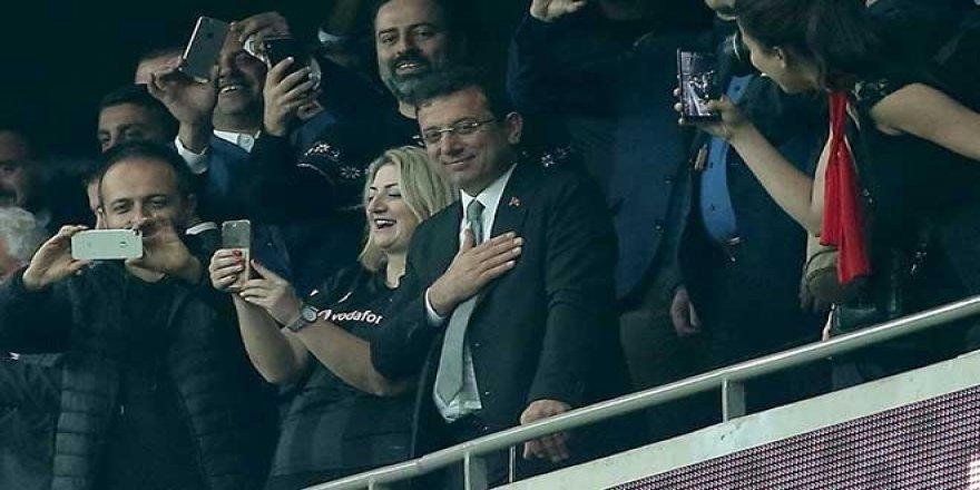Övür: Beşiktaş, sahibine haber vermeden locayı İmamoğlu'na tahsis etmiş, işin mahkemelik olacağı çok açık
