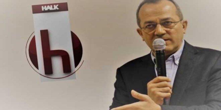 Halk TV Genel Müdürü istifa etti