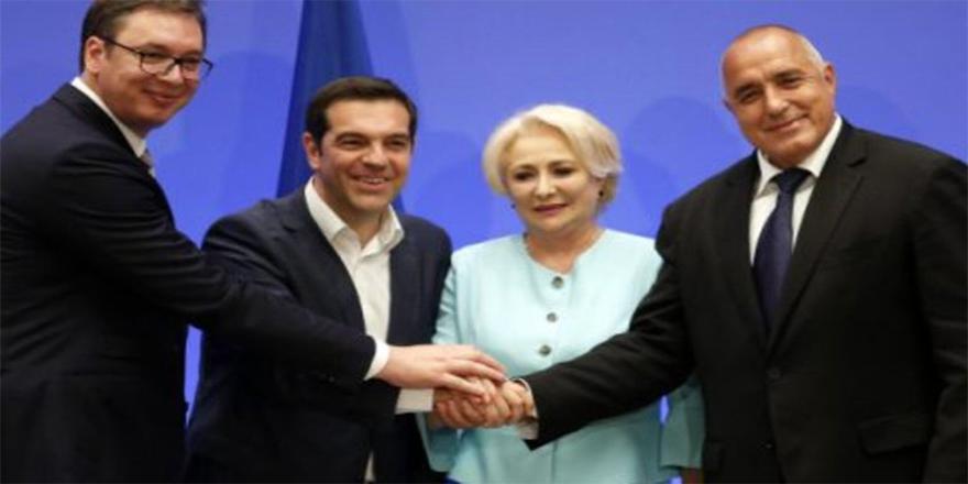 Bulgaristan, Romanya, Sırbistan ve Yunanistan, ortak liman, karayolları ve demiryolları taşıma zinciri kuruyor