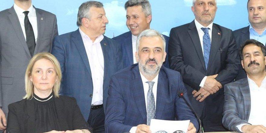 AK Parti Kocaeli İl Başkanı istifa etti!