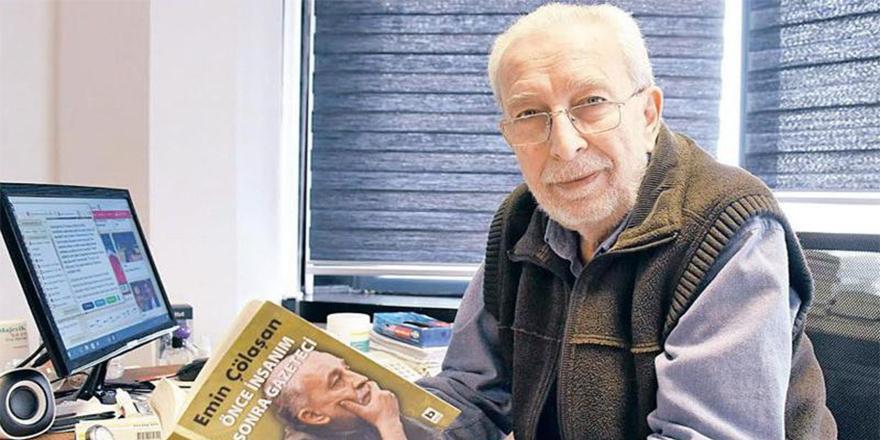 Ankara'daki Büyükelçilerden, Emin Çölaşan'a düzeltme notu