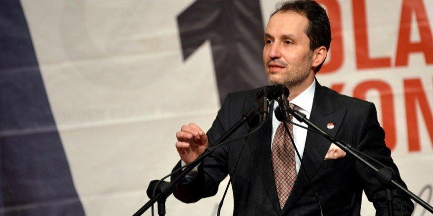 Fatih Erbakan'dan Şaşırtan Açıklama: Devletin Uçan Kuşa Borcu Var, Adalet Karaborsada