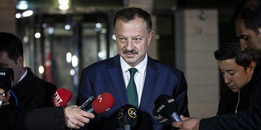 AK Parti YSK Temsilcisi Özel: Mazbata iptal kararı çıktı