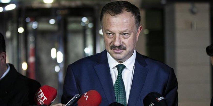 AK Parti'den dikkat çeken çıkış
