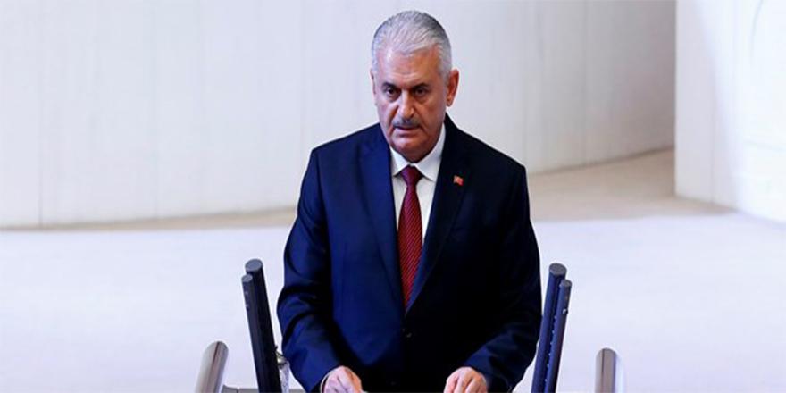 Cumhurbaşkanlığı Sistemi'nin ilk Meclis Başkanı Binali Yıldırım