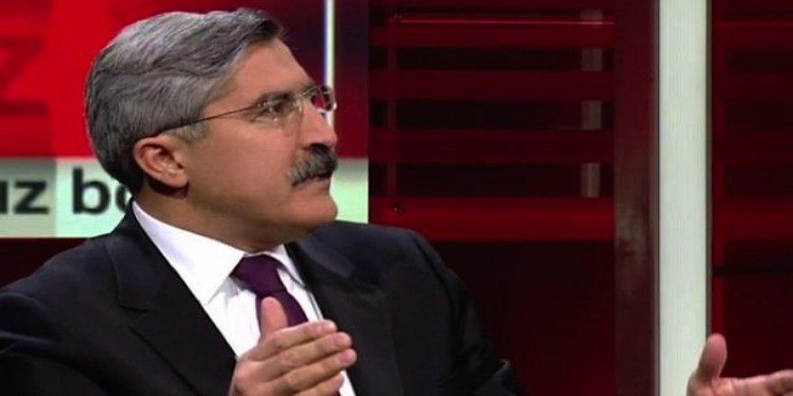 Ak Partili Hüseyin Yayman'dan Gül ve Davuoğlu'na tepki: İnsan hayret ediyor; herkes kendine yakışanı yapar!