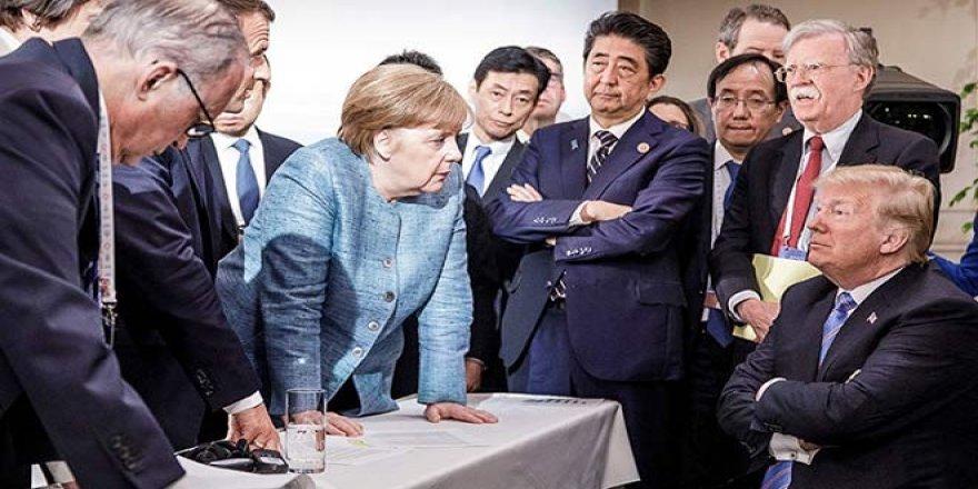 Alman basını: Almanya-ABD dostluğu paramparça oldu