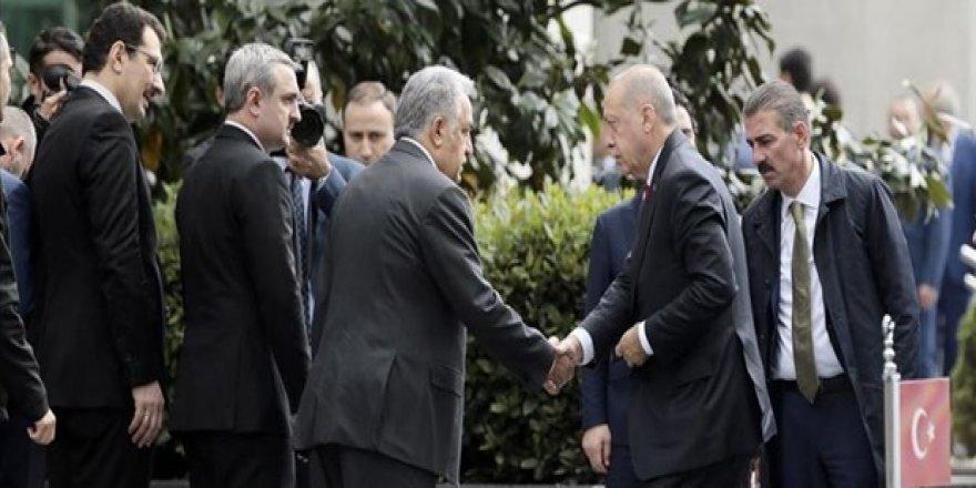 Cumhurbaşkanı Erdoğan'dan İstanbul'da seçim toplantısı