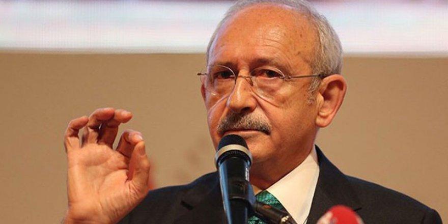 Kemal Kılıçdaroğlu: Hürriyet'i basan kişi AK Parti Londra temsilcisi oldu