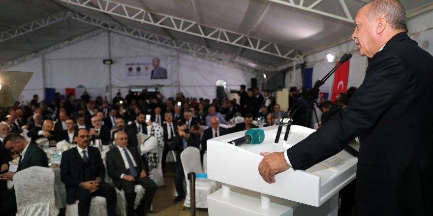 Cumhurbaşkanı Erdoğan'dan sert tepki: Topraklarında darbeci katilleri ağırlayanlar, bize hukuk dersi veremez