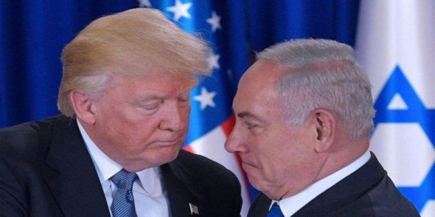 Netanyahu Trump şehrini buldu