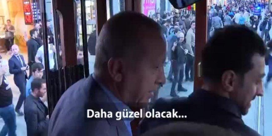 Erdoğan, Her Çok Güzel Olacak Diyen Vatandaşa Böyle Yanıt Verdi