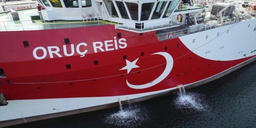 Devlet İşletemedi! Oruç Reis Gemisi…