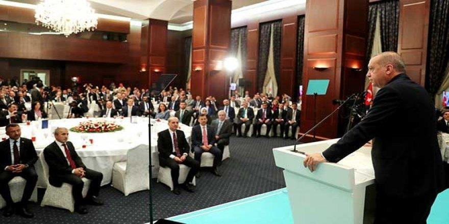 Cumhurbaşkanı Erdoğan, İstanbul Seçimi İçin Taktik Verdi