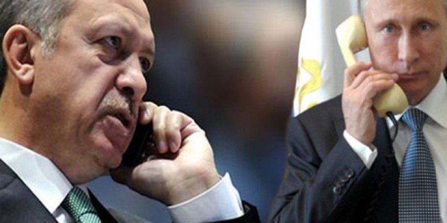 Başkan Erdoğan'dan Putin İle Kritik İdlib Görüşmesi