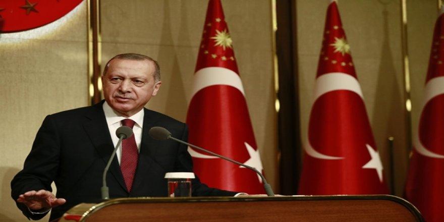 Başkan Erdoğan,  Külliye' de Çiftçilerle Gerçekleştirdiği İftar Programında Açıklamalarda Bulundu