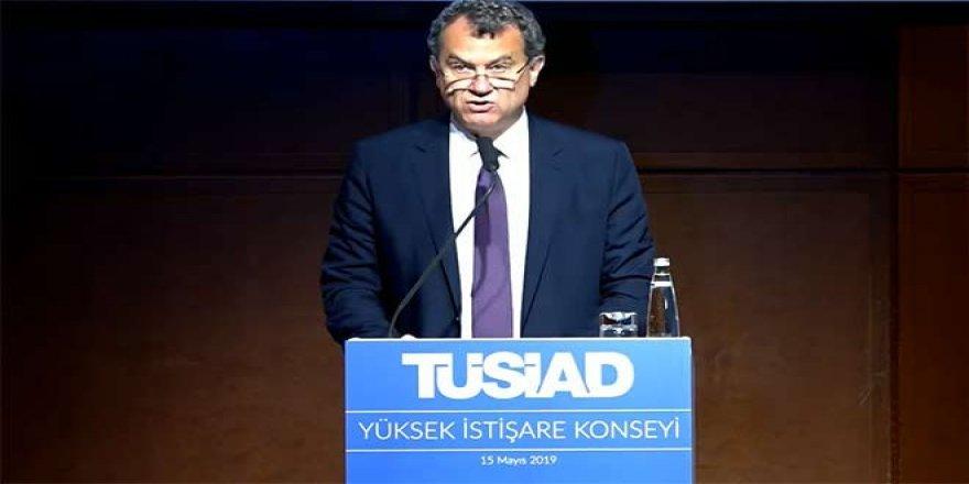 TÜSİAD Başkanı Simone Kaslowski: Sorumluluklarımızın Bilincindeyiz