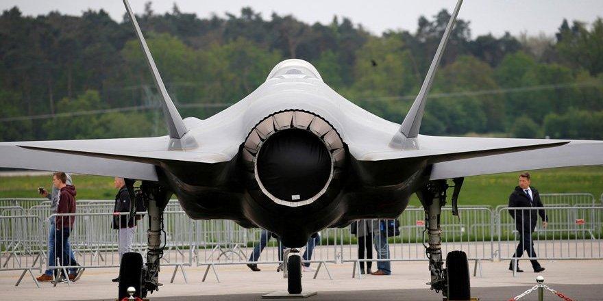 ABD, F-35'lerin Türkiye'ye Gelmesi İçin Yakıt Vermeyecek