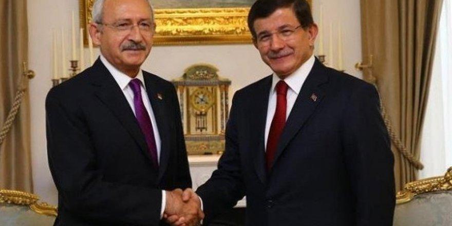 Kemal Kılıçdaroğlu Canlı Yayında Açıkladı! Davutoğlu'yla Defalarca Görüştük
