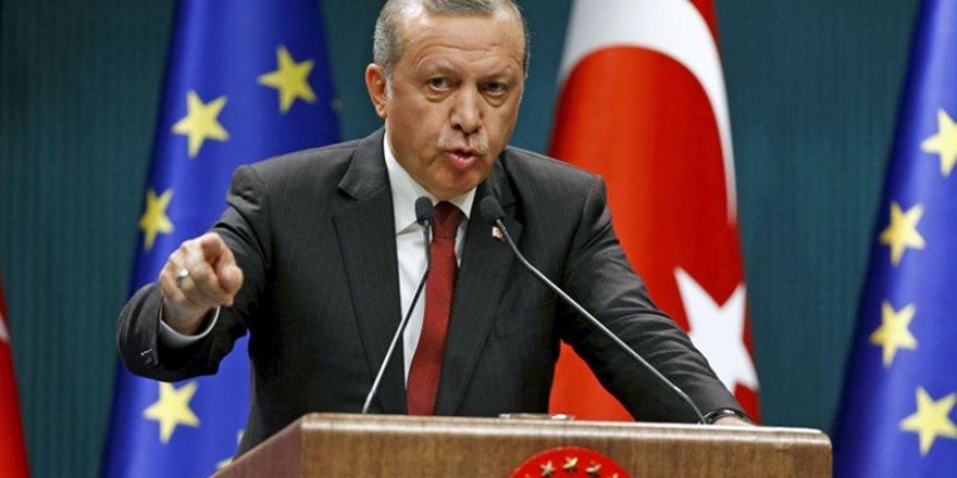 Erdoğan'dan TÜSİAD YİK Başkanı Tuncay Özilhan'a: Yeri Gelir Teşhir Ederim