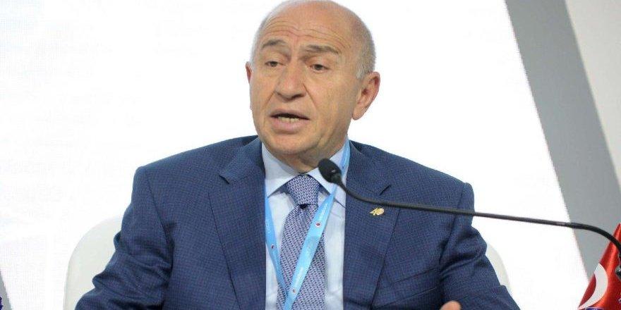 Nihat Özdemir TFF Başkan Adaylığını Resmen Açıkladı
