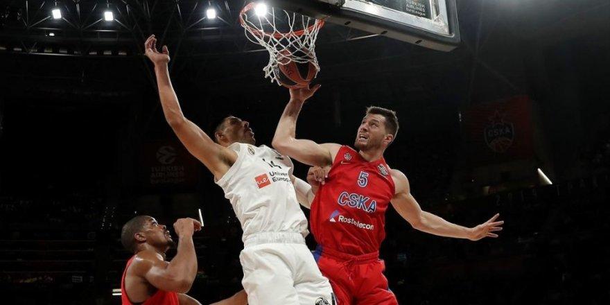 Anadolu Efes'in rakibi CSKA Moskova oldu
