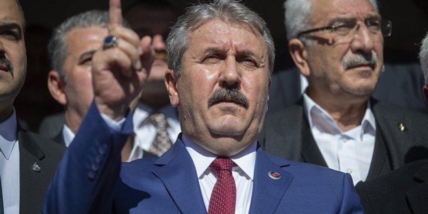 Destici'den S-400 açıklaması: Bu, Türkiye'nin önündeki yüzyılın projesidir