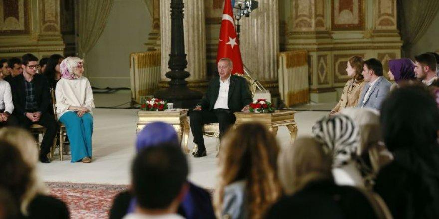 Erdoğan: S-400 Olayı Bizim İçin Bitmiştir, Geri Adım Atmamız Söz Konusu Değildir