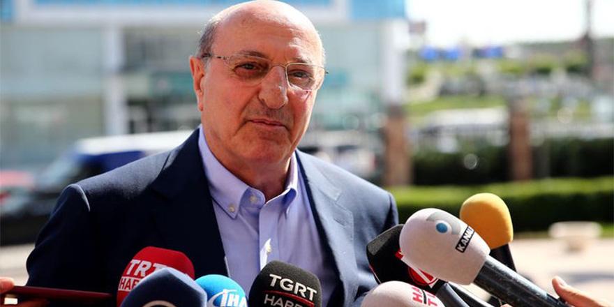 İlhan Kesici, Cumhurbaşkanı Erdoğan'ı Külliye'de ziyaret etti