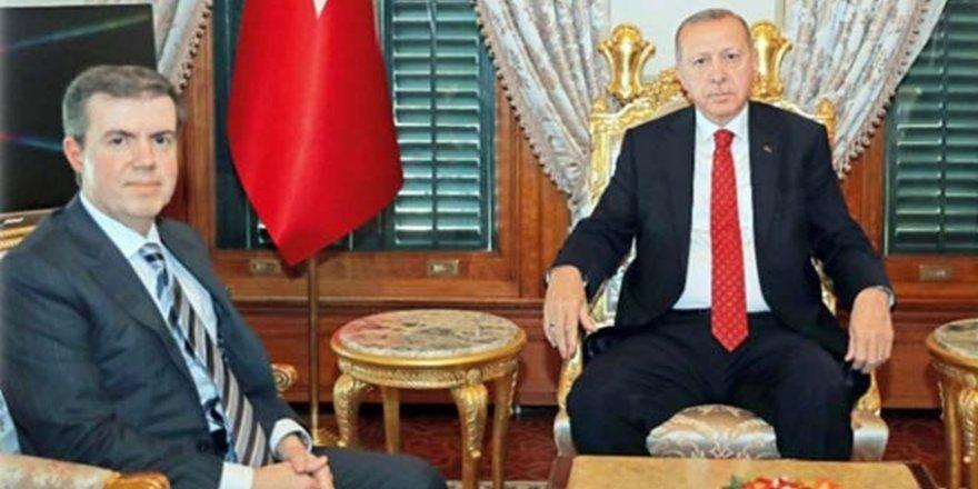 Erdoğan, Işıkçılar Cemaati'nden Mücahid Ören'le Görüştü