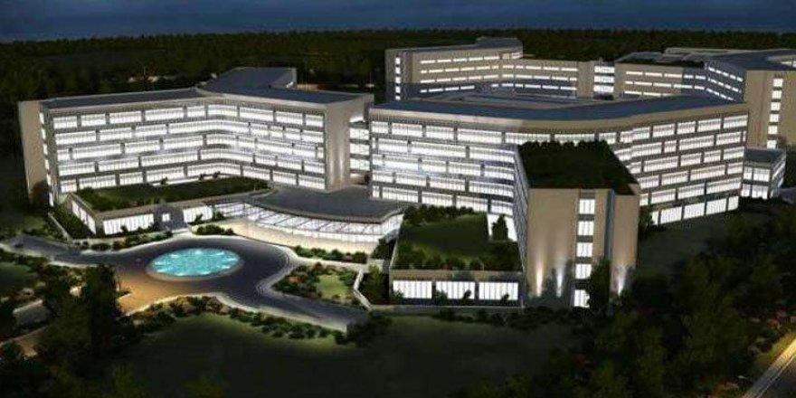 Ekonomi Samsun'daki Şehir Hastanesini de Vurdu: Proje Rafa Kalktı