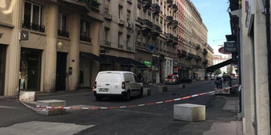 Fransa'nın Lyon Kentinde Patlama Meydana Geldi: Yaralılar Var