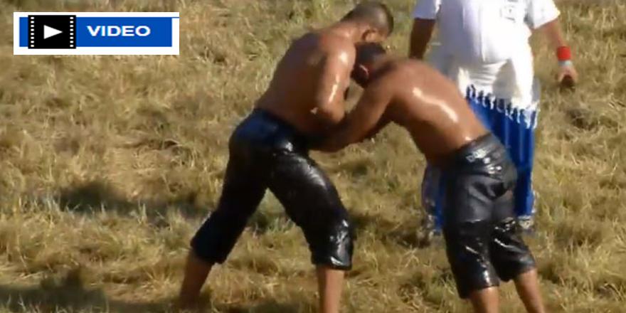 657. Kırkpınar Yağlı Güreşleri-Final Mücadelesi