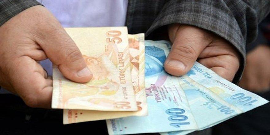 Emekli İkramiyesinin 146 Lirası Buharlaştı