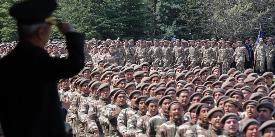 Yeni Askerlik Sistemi Teklifi Bayram Sonrasına Ertelendi